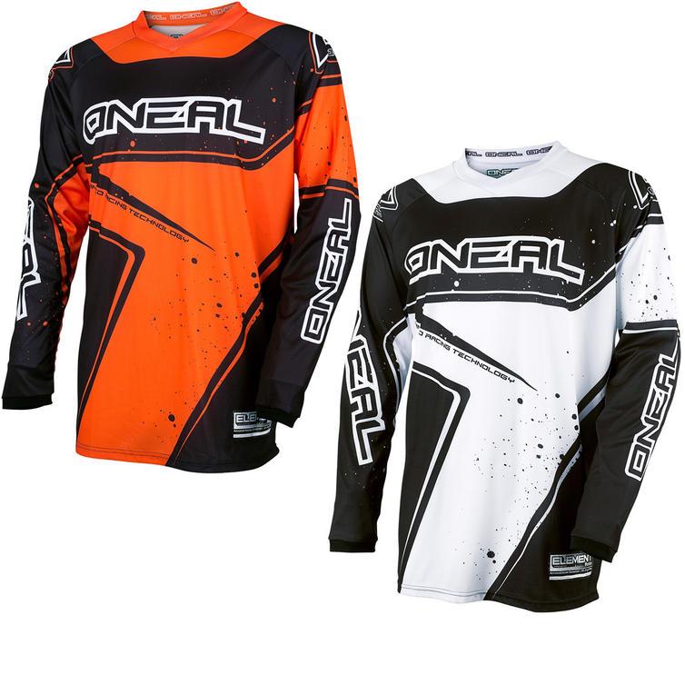 Oneal Element 2017 Racewear Youth Motocross Jersey