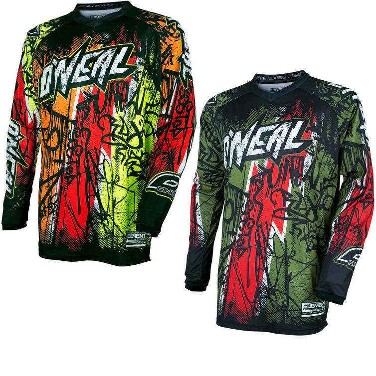 Oneal Element 2017 Vandal Motocross Jersey