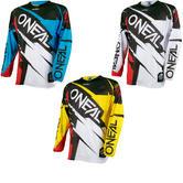 Oneal Hardwear 2017 Flow Jag Motocross Jersey