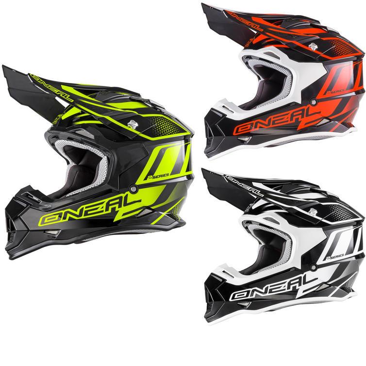 Oneal 2 Series RL Manalishi Motocross Helmet