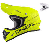 Oneal 3 Series Flat Motocross Helmet