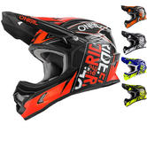 Oneal 3 Series Fuel Motocross Helmet