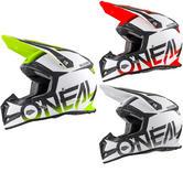 Oneal 5 Series Blocker Motocross Helmet