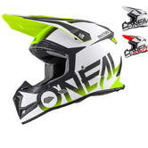 Oneal 5 Series Blocker Motocross Helmet