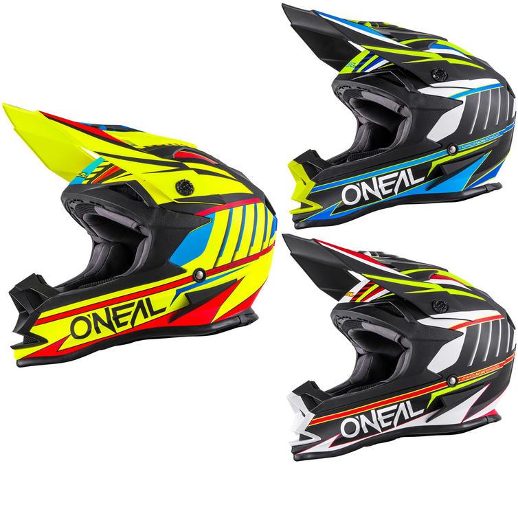Oneal 7 Series Evo Chaser Motocross Helmet