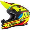 Oneal 7 Series Evo Chaser Motocross Helmet Thumbnail 4