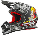 Oneal Moto XXX OG Character Motocross Helmet
