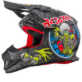 Oneal Moto XXX World Tour Motocross Helmet