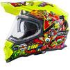 Oneal Sierra II Crank Dual Sport Helmet Thumbnail 1