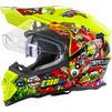 Oneal Sierra II Crank Dual Sport Helmet Thumbnail 4