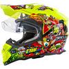Oneal Sierra II Crank Dual Sport Helmet Thumbnail 5