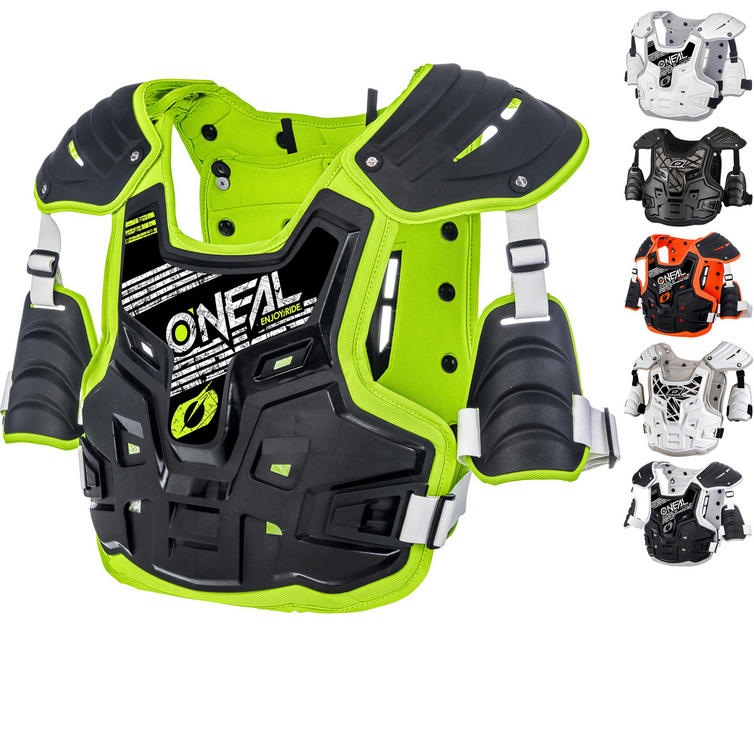 Image of Oneal PXR Stone Shield Motocross Body Armour
