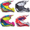 Fly Racing 2017 F2 Carbon MIPs Retrospec Motocross Helmet Thumbnail 1