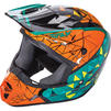 Fly Racing 2017 Kinetic Crux Motocross Helmet Thumbnail 9