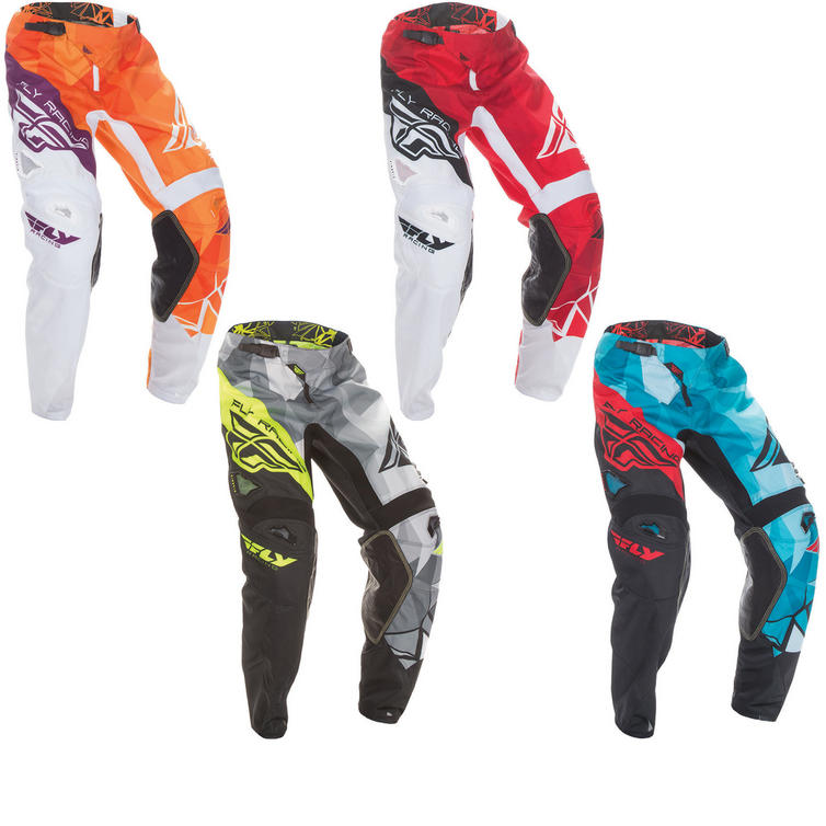 Fly Racing 2017 Kinetic Crux Motocross Pants