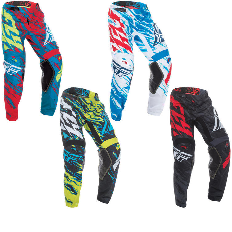 Fly Racing 2017 Kinetic Relapse Youth Motocross Pants