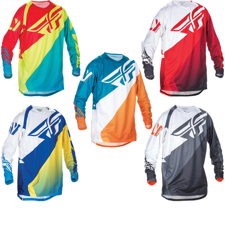 Fly Racing 2017 Evolution Motocross Jersey