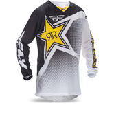 Fly Racing 2017 Kinetic Mesh Rockstar Motocross Jersey