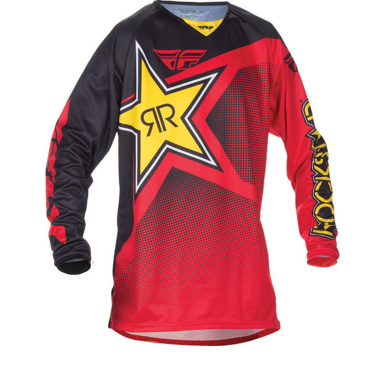 Fly Racing 2017 Kinetic Rockstar Motocross Jersey