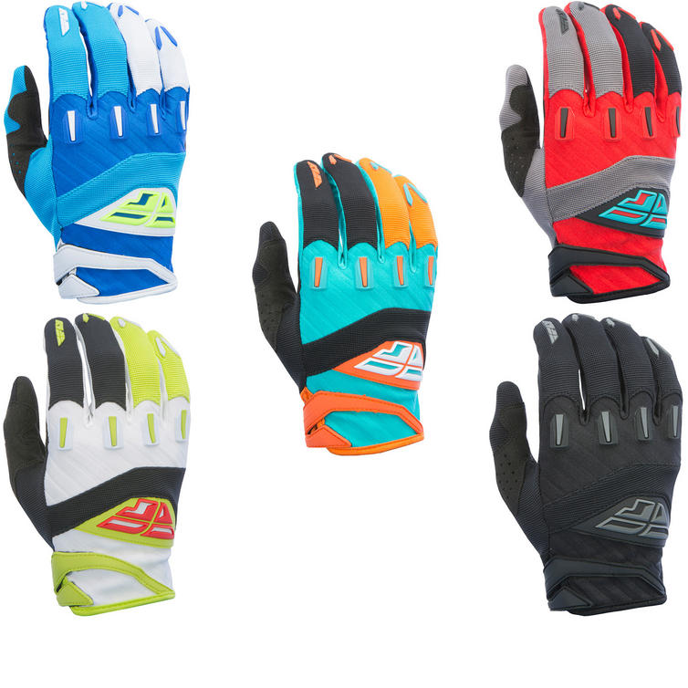 Fly Racing 2017 F-16 Motocross Gloves