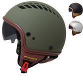 MT Cosmo Open Face Motorcycle Helmet
