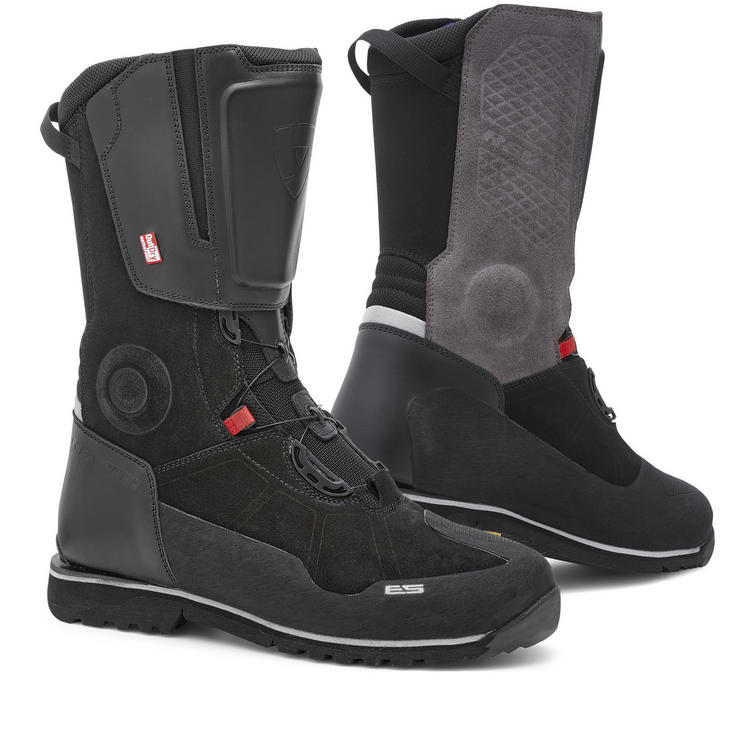 Rev It Discovery OutDry Leather Motorcycle Boots