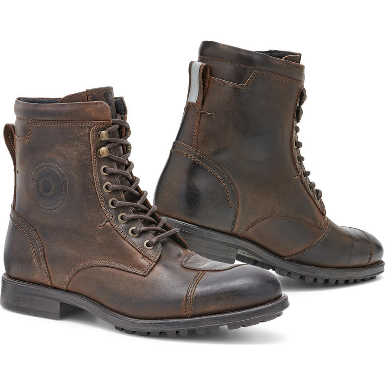 Rev It Marshall WR Leather Motorcycle Shoes
