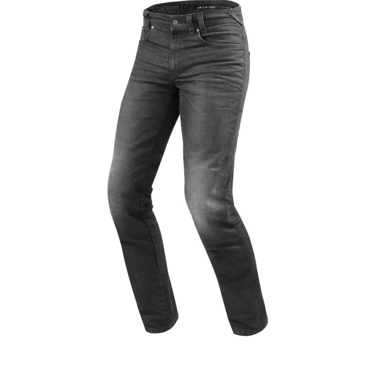 Rev It Vendome 2 RF Dark Grey Used Motorcycle Jeans