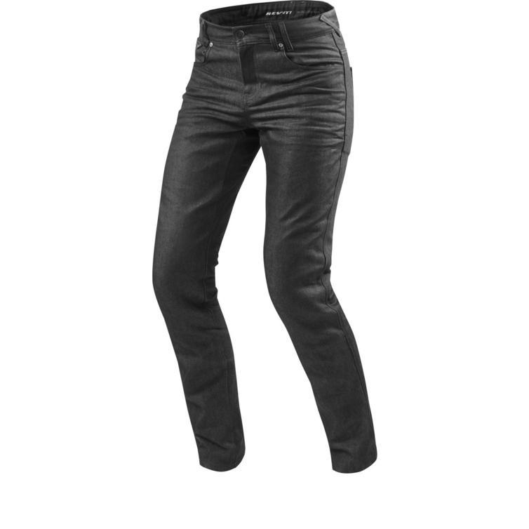 Rev It Lombard 2 RF Dark Grey Motorcycle Jeans