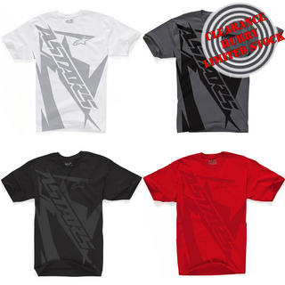 Alpinestars 2012 Biohazard Crew Neck T-Shirt