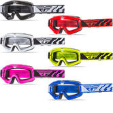 Fly Racing 2017 Focus Youth Motocross Goggles