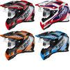 THH TX-27 #3 Tourer Motocross Helmet Thumbnail 2
