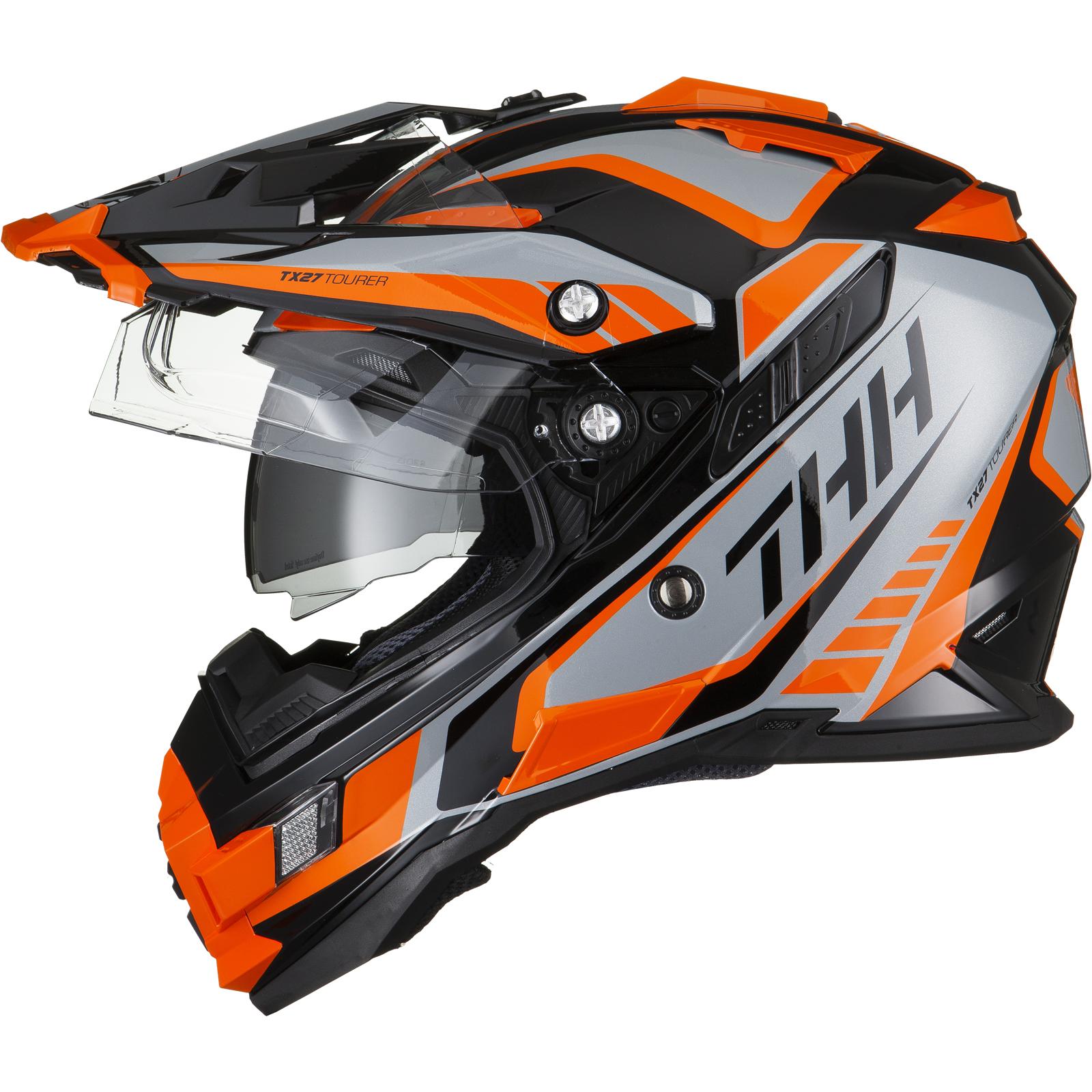 thh helmets adult motocross