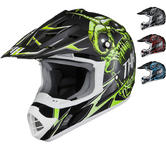 THH TX-12 #21 Demon Motocross Helmet