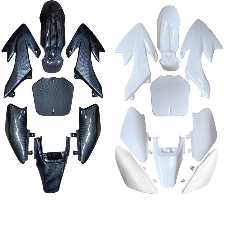 Pit Bike CRF Replica Plastic Fairings (1pc)