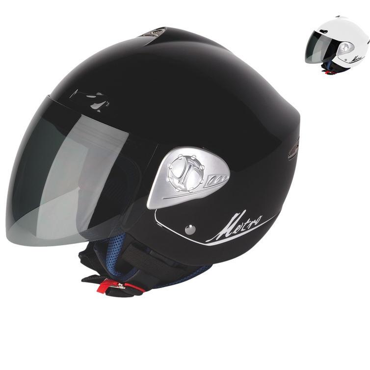 G-Mac Metro Open Face Motorcycle Helmet