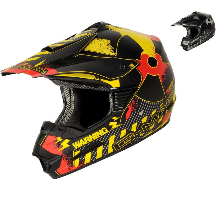 G-Mac Fission Motocross Helmet
