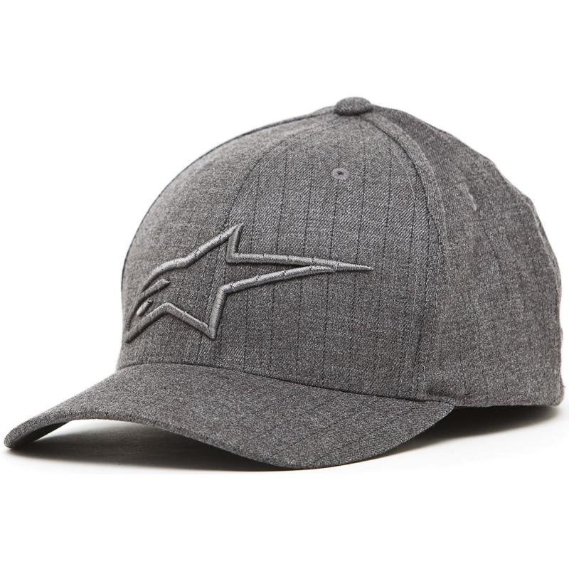 ALPINESTARS 2012 GENUINE STITCH FLEX FIT ELASTIC CAP ... Stitch Cap