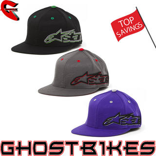 Alpinestars 2012 All Heat Flat Peak Cap