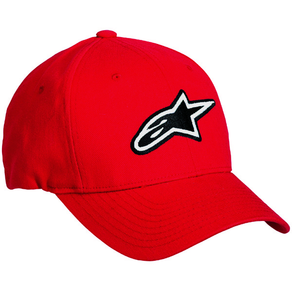 ALPINESTARS-2012-GENUINE-ASTAR-BRANDED-FLEX-FIT-ELASTIC-CAP-SPORTS-BASEBALL-HAT