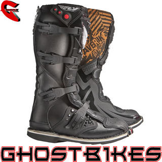 View Item Fly Racing 2011 Maverik Motocross Boots