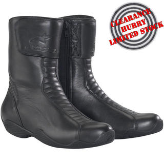 View Item Alpinestars Stella Citta Ladies Motorcycle Boots