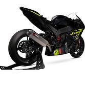 Scorpion Serket Super Stock De-Cat Titanium Oval Exhaust - Kawasaki Ninja ZX10R 16+