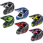 Fly Racing 2011 Kinetic Flash Motocross Helmet