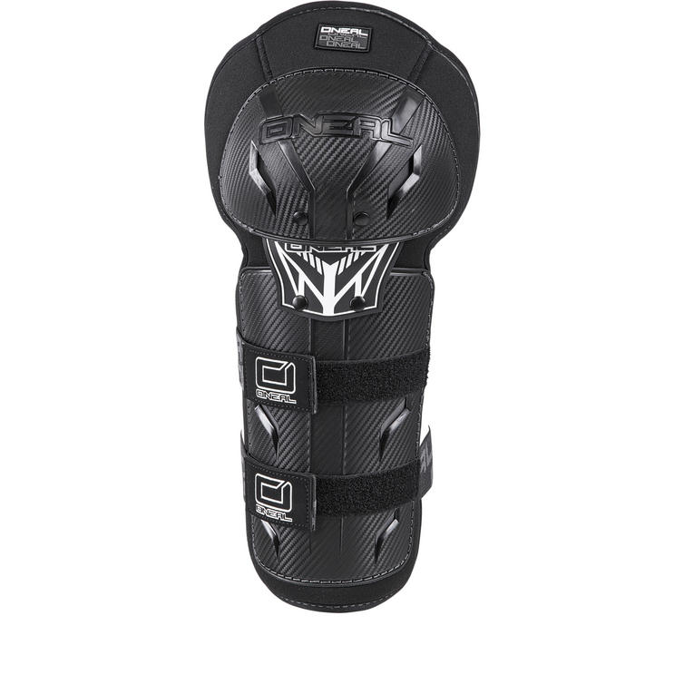 Oneal Pro III Carbon Look Motocross Knee Shin Guards
