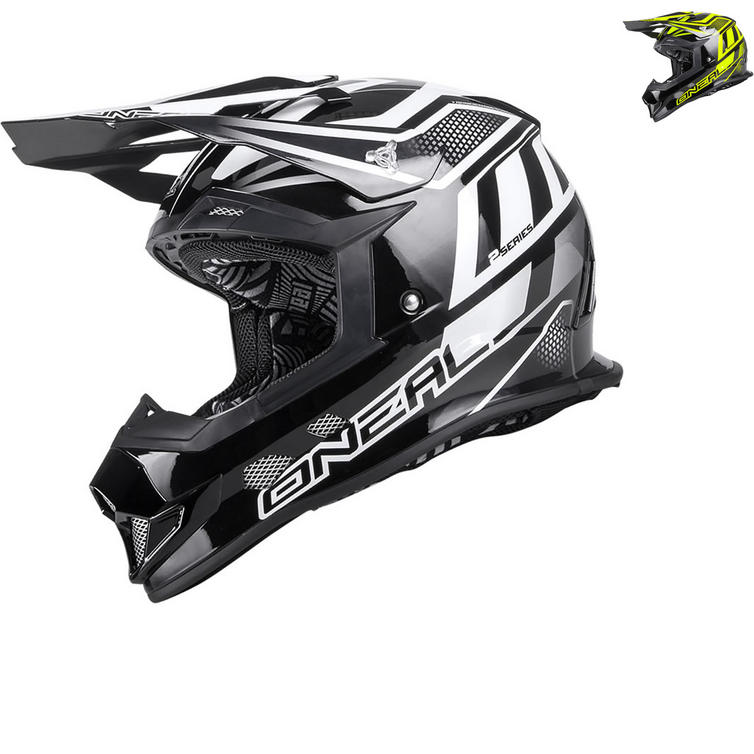 Oneal 2 Series EVO Manalishi Motocross Helmet