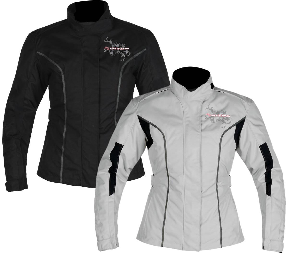 Womens motorbike jacket