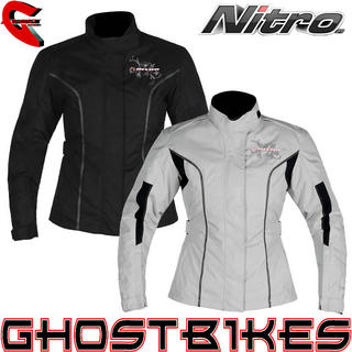 View Item Nitro N-72 Rebecca Motorcycle Jacket