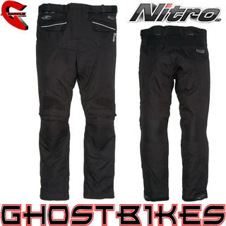 View Item Nitro NP-30 Waterproof Motorcycle Trousers