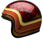 Bell Custom 500 SE Hart Luck Open Face Motorcycle Helmet